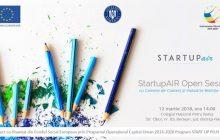 Startup Air - seminar de informare gratuit - Beclean
