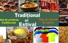 Targ de produse traditional - Traditional si Estival