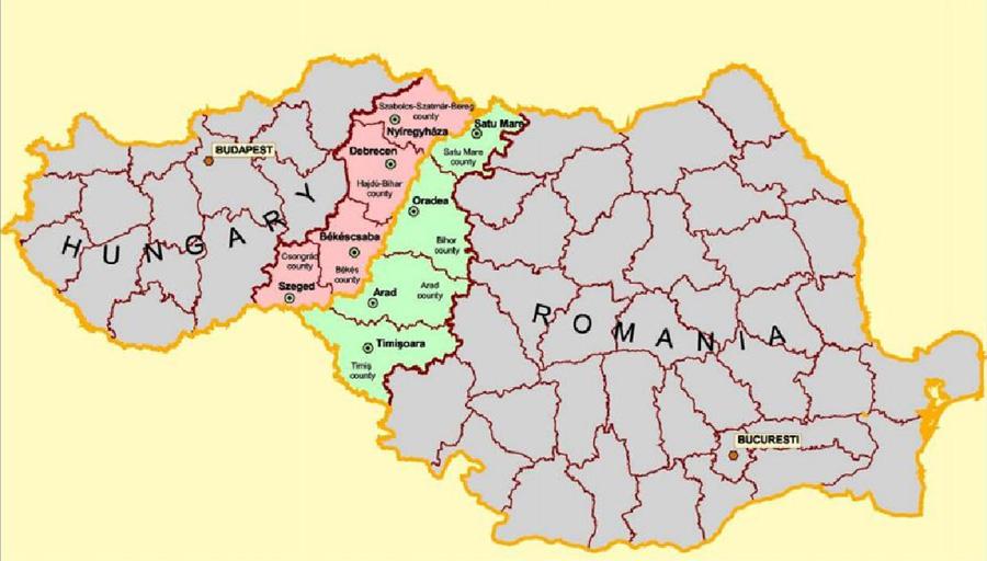 Programul de Cooperare Romania-Ungaria 2014-2020: Primul apel de proiecte se lanseaza in octombrie