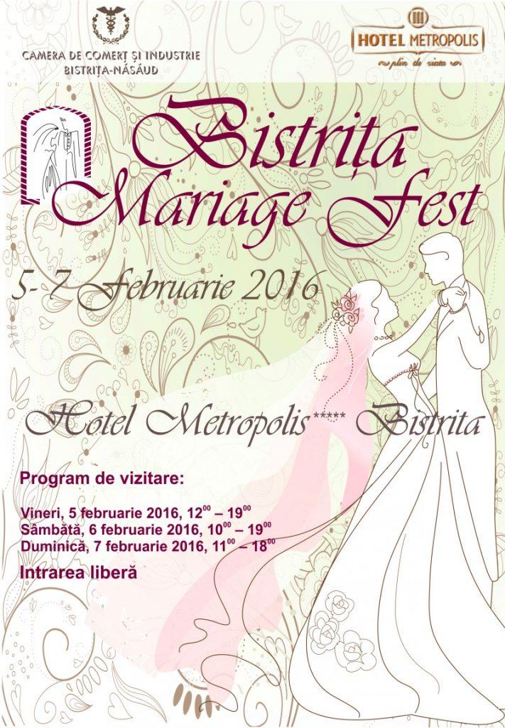 BistritaMariageFest 2016