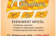 A(R)picultura, 27-28 februarie la Expo Arad