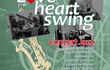 Concertul de Jazz Love heart swing