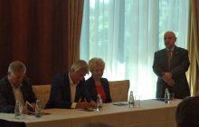Intalnire de lucru pe teme privind fondurile europene și fiscalitatea- 27 mai 2016