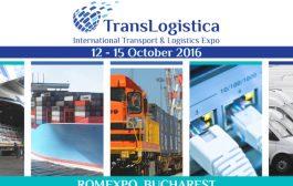 TransLogistica – International Transport & Logistics Expo, 12 - 15 octombrie 2016