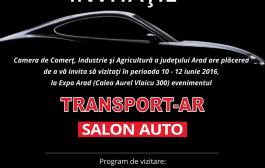Targul Transport-Ar 2016