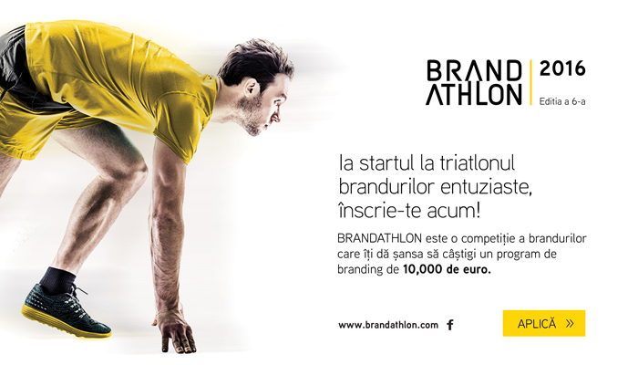 Brandathlon 2016 – Competitia brandurilor entuziaste