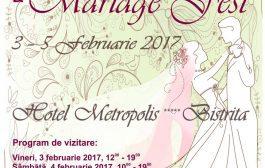 Expo BISTRITA MARIAGE FEST 2017