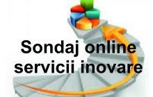 Sondaj de opinie - Centrul de Informare Tehnologica TEHNOINF Bistrita-Nasaud