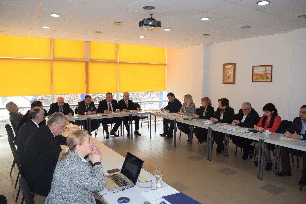 Oportunitățile de dezvoltare a mediului de afaceri discutate în cadrul întâlnirii inter-regionale a Camerelor de Comerț și Industrie