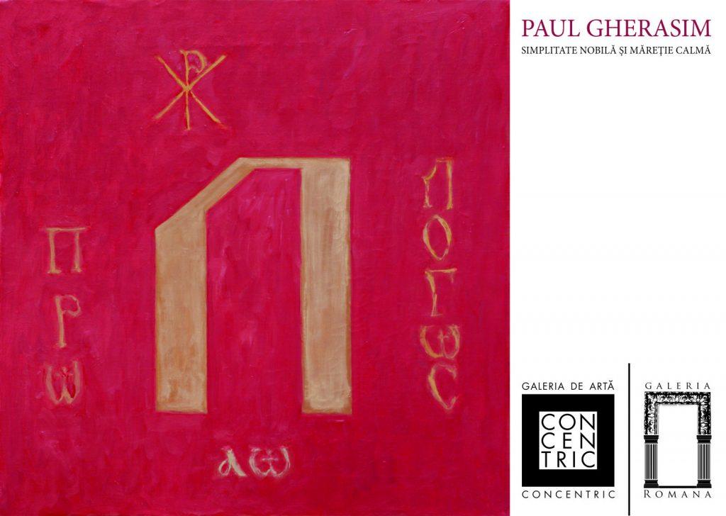 Galeria CONCENTRIC-iulie-septembrie expoziția de pictură, desen și acuarelă
