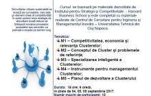 Managementul Clusterelor - curs intensiv