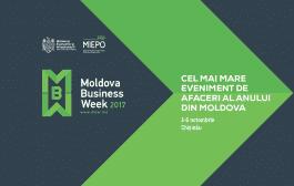 Moldova Business Week 2017