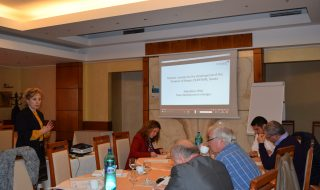 A doua intalnire a partenerilor proiectului Rural SMEs