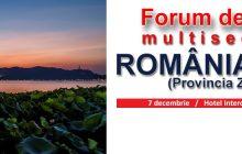 Forumul de Afaceri si Investitii Romania- Zhejiang China.
