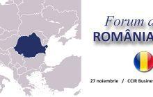 Forumul de Afaceri Romania-Slovenia