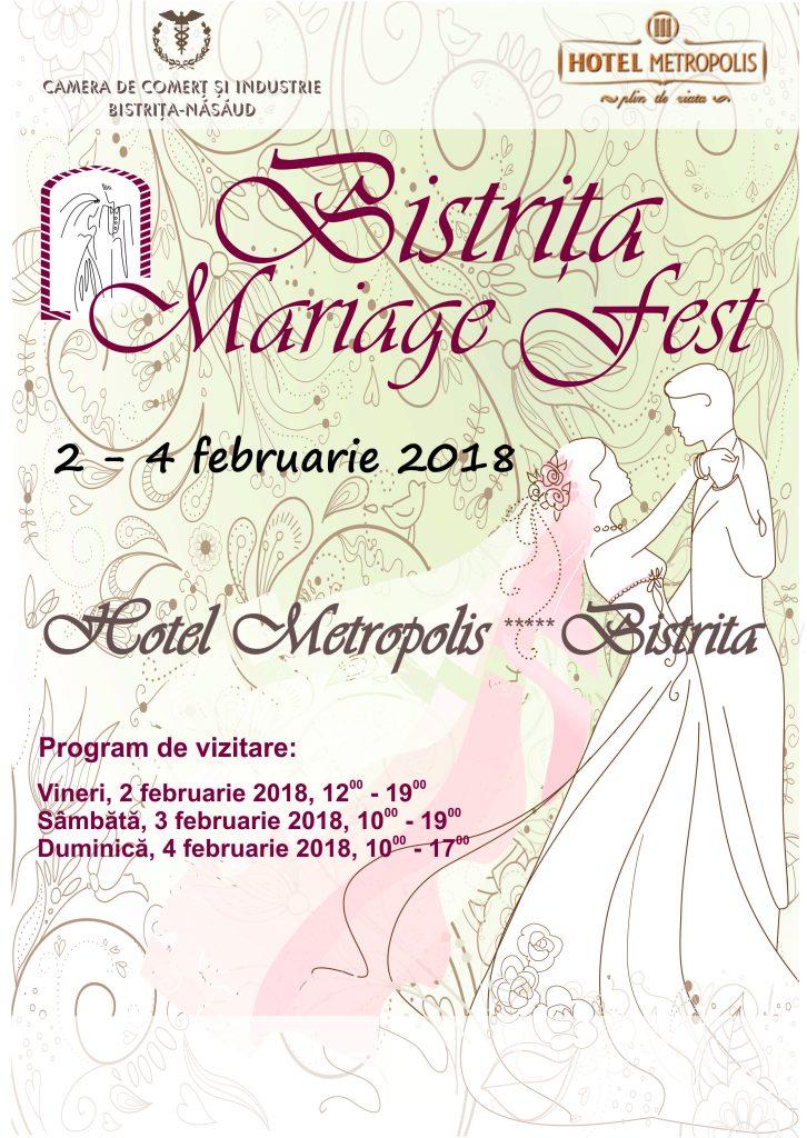 Bistrita Mariage Fest 2018