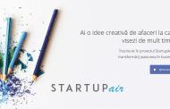 STARTUP AIR – seminar de informare gratuit – Dej