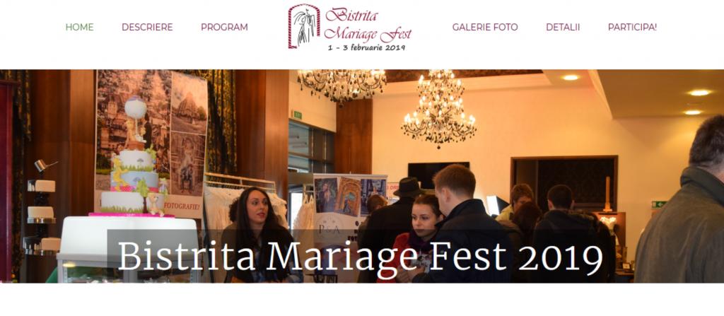 Bistrita Mariage Fest 2019