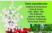 "Expo Bistriţa - ""GRĂDINA & AMBIANȚA"", 04-07 Aprilie 2019"
