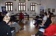 Implicarea civică și participarea la vot a femeilor, dezbătute la Casa Argintarului