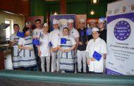 """Unul dintre cele mai celebre produse gastronomice din lume, pregătit de elevi în cadrul concursului """"Voi fi Chef"""""""