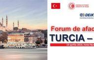 Misiune Economică la Istanbul