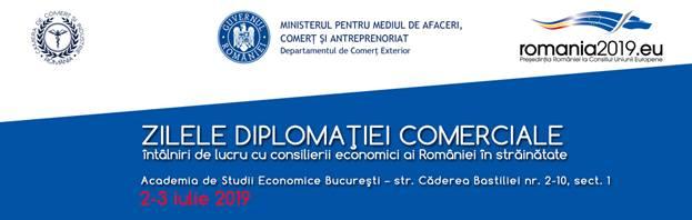 Zilele Diplomației Comerciale