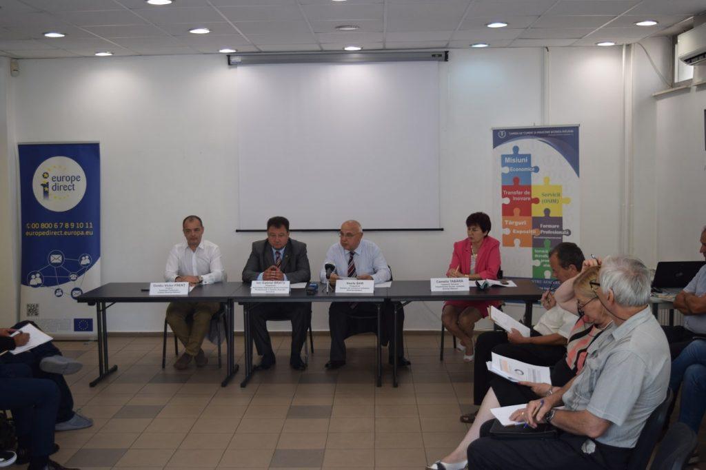Semnarea Protocolului de Colaborare dintre CCIBN și Autoritatea Națională pentru Formare Profesională în Sistemul Dual din România