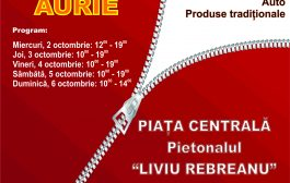 Expo Bistrita Toamna Aurie  2 – 6 octombrie 2019