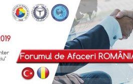 Forum de Afaceri România – Turcia
