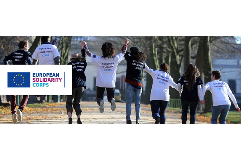 Proiect de mobilitate profesionala - European Solidarity Corps 4 Youth (ESC4Y)