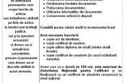 Curs Arhivar - cod COR 441501