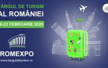 Targul de Turism al Romaniei 20-23 februarie 2020