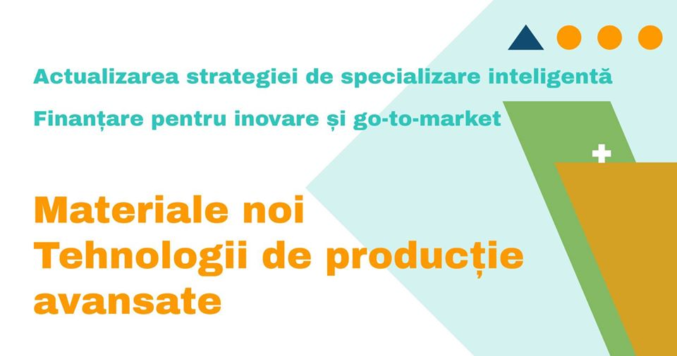 Finanțare pentru inovare? Atelier de descoperire antreprenorială - ADR Nord-Vest
