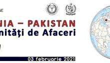 Forumul on-line de afaceri Romania-Republica Pakistan