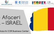 Invitație la Forumul de afaceri România-Israel